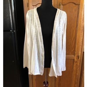 Maurice's Open Front Cardigan XL